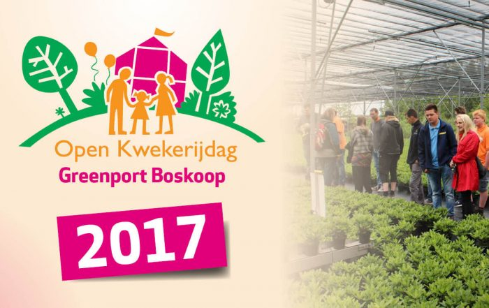 Open kwekerijdag Greenport Boskoop 2017