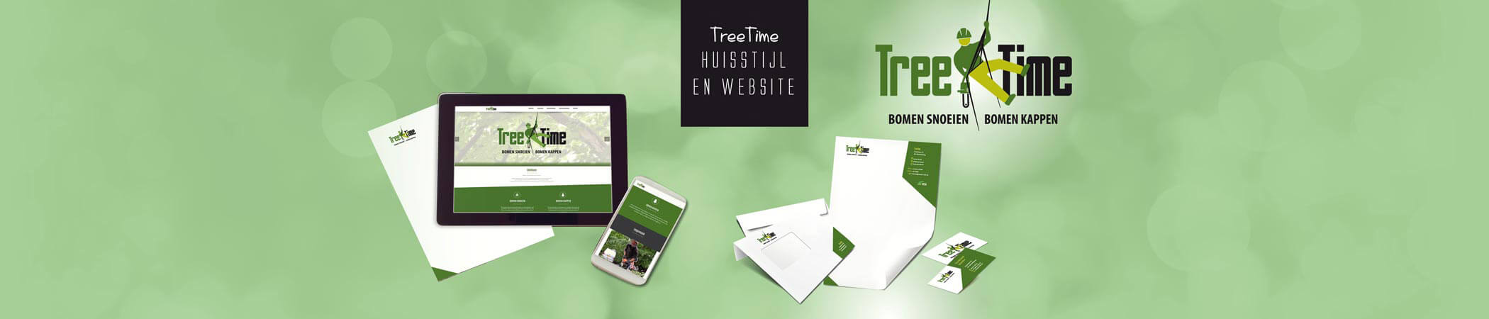 Tree Time huistijle en website